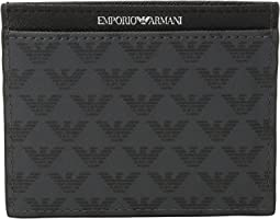 Emporio Armani - Eagle Embossed Card Holder