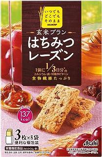 アサヒグループ食品 バランスアップ玄米ブラン はちみつレーズン 150g×5箱 ×2セット