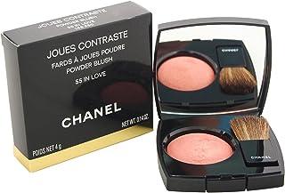 Chanel JOUES CONTRASTE powder blush 55 in love 4gr