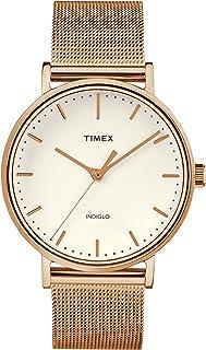 Timex Womens Analogue Quartz Watch The Fairfield