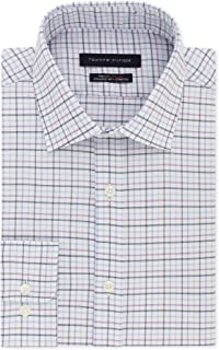 Mens Performance Fitted Dress Shirt