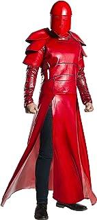 Rubie's Men's Star Wars Episode Viii: the Last Jedi Deluxe Praetorian Guard Costume, Red, Extra-Large US