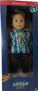 American Girl Logan Doll