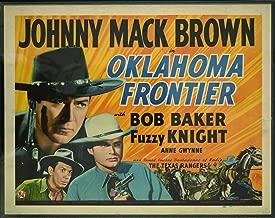 Odsan Gallery Oklahoma Frontier, Johnny Mack Brown & Bob Baker, Fuzzy Knight, 1939 - Premium Movie Poster Reprint 36