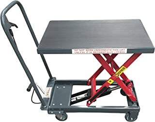 Best hydraulic personnel lift Reviews