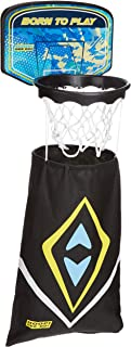 Hoopi Dee Do! Basket Laundry   Includes Backboard, Basketball Hoop, Laundry Bag & 2 Extra Plastic Balls for Games   Keeps Stinky & Dirty Clothes in Baskets & Hampers for 3+ Year Old