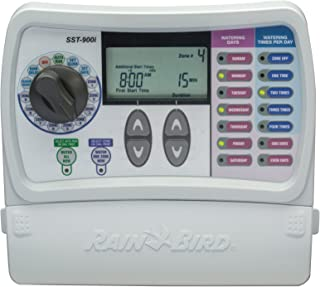 Rain Bird SST900I Simple to Set Indoor Timer, 9-Zone (Discontinued by Manufacturer replaced by SST900IN)