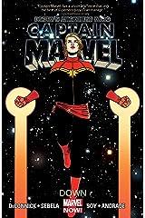 Captain Marvel Vol. 2: Down (English Edition) eBook Kindle