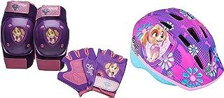 Paw Patrol Skye Toddler Helmet and Protective Pads Set