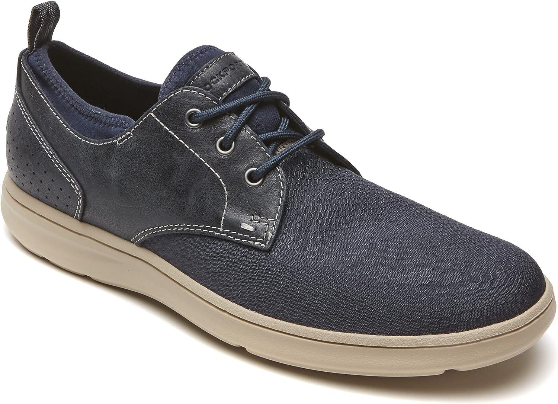 Rockport Men's Zaden Plain Toe Oxford Sneaker