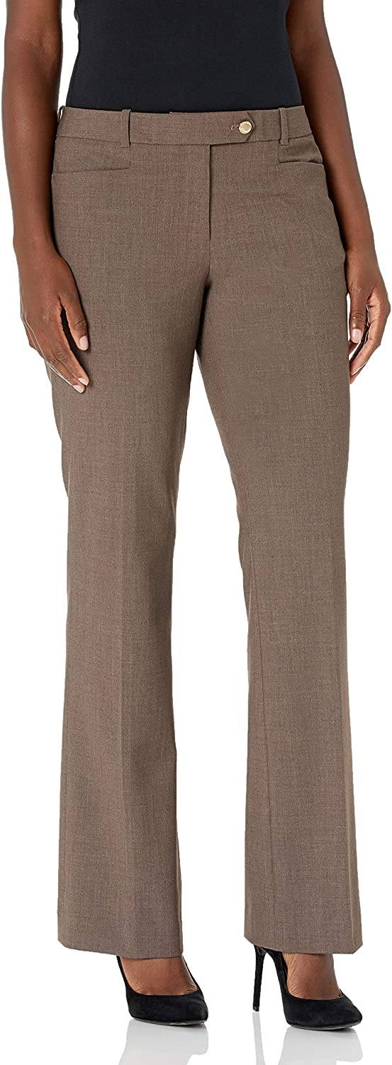 Calvin Klein Women's Modern Fit with Super Special SALE held Lux Belt Pant Trust