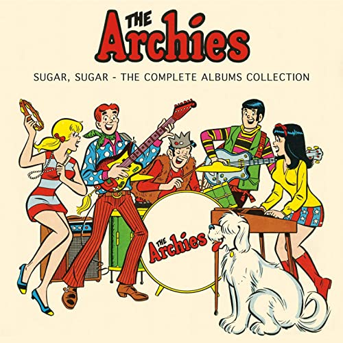Sugar, Sugar - The Complete Albums Collection by The Archies on ...