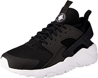 Nike Men's Air Huarache Run Ultra, Black/White