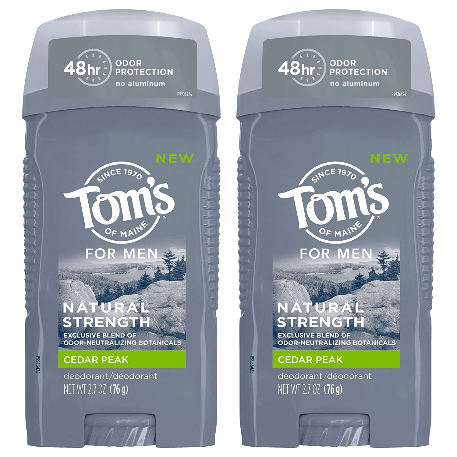 Tom's of Maine Natural Strength Deodorant Men Some reservation All items in the store Aluminum-Free for