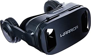 2db39fc88 Óculos 3D Realidade Virtual Com Headphone Warrior - JS086