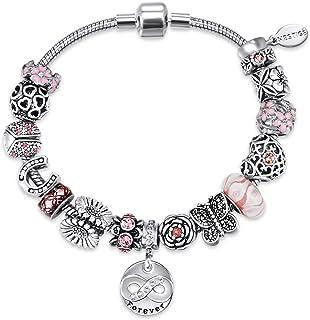 MESTIGE Women Crystal Boundless Bracelet with Swarovski Crystals