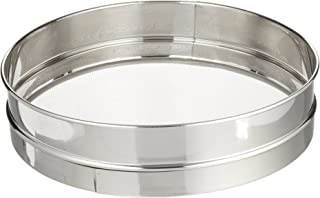 Winco Sieves, 12-Inch, Stainless Steel