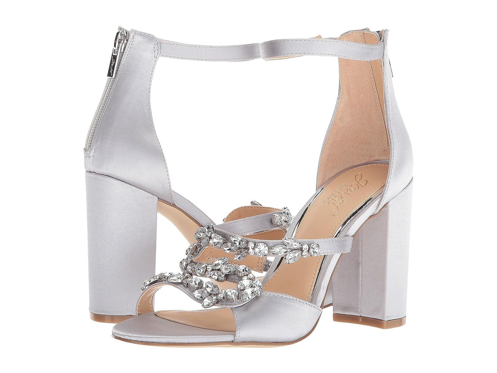 Jewel Badgley Mischka GaniceCheap and distinctive eye-catching shoes