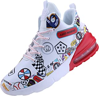 Mens Running Shoes Air Cushion Athletic Stylish Tennis Sneakers Men Basketball Fashion Shoes