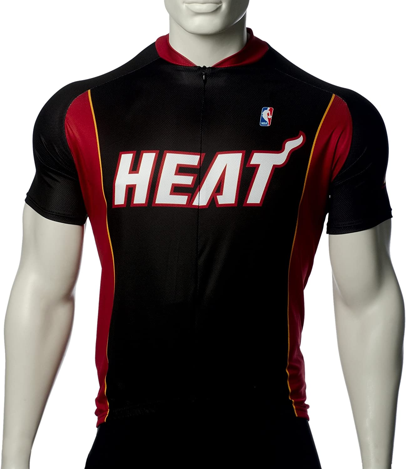 NBA Miami Heat Cycling Jersey Limited Special Price Wholesale Men's