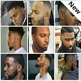 Latest Trendy Hairstyle For Cool Black Men 2019