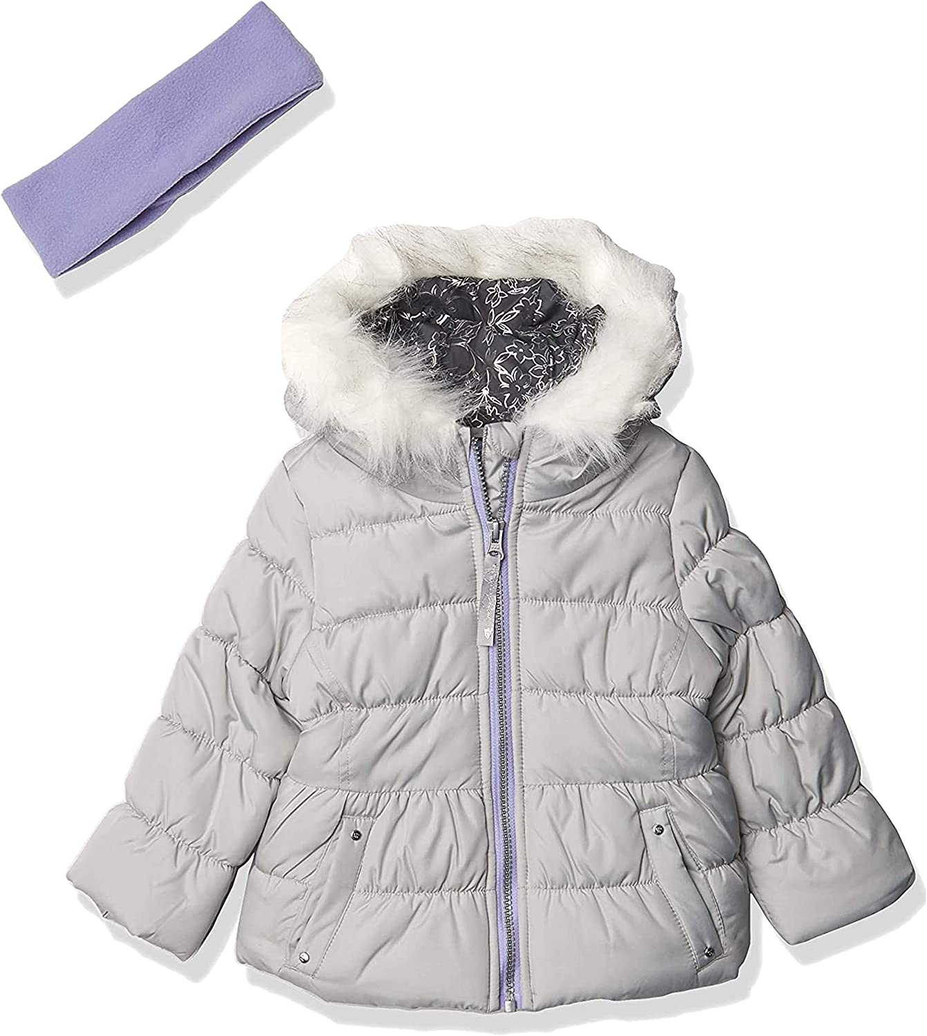 Jessica Simpson girls Expedition Parka