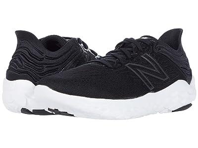 New Balance Fresh Foam Beacon v3 (Black/White) Men