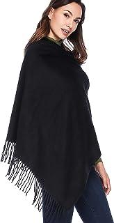 HOYAYO Pashmina Damen Kaschmir - Übergroßer weicher Kaschmir Umschlagtuch(Mehrfarbig)