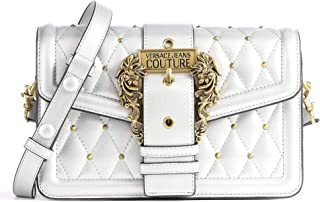 Versace Damen Schulter Tasche JEANS COUTURE E1VWABF1 71881 900 Synthetisch