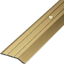 Gedotec Aluminium overgangsprofiel geperforeerd eindprofiel aluminium | voet-vloerlijst hoogtecompensatie | compensatiepro...