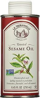La Tourangelle Oil Sesame Toasted, 8.45 Fl. Oz