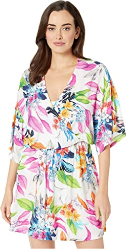 5516082ac1 Women's Rayon Cover Ups + FREE SHIPPING | Clothing | Zappos.com