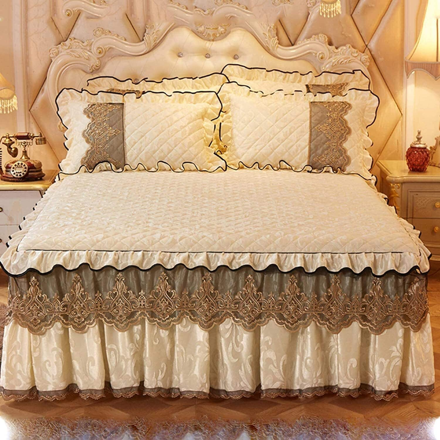 Phoenix Mall Bed Cover 3 Side Coverage Keep Bedspread Thicken Protector Sheet Tulsa Mall
