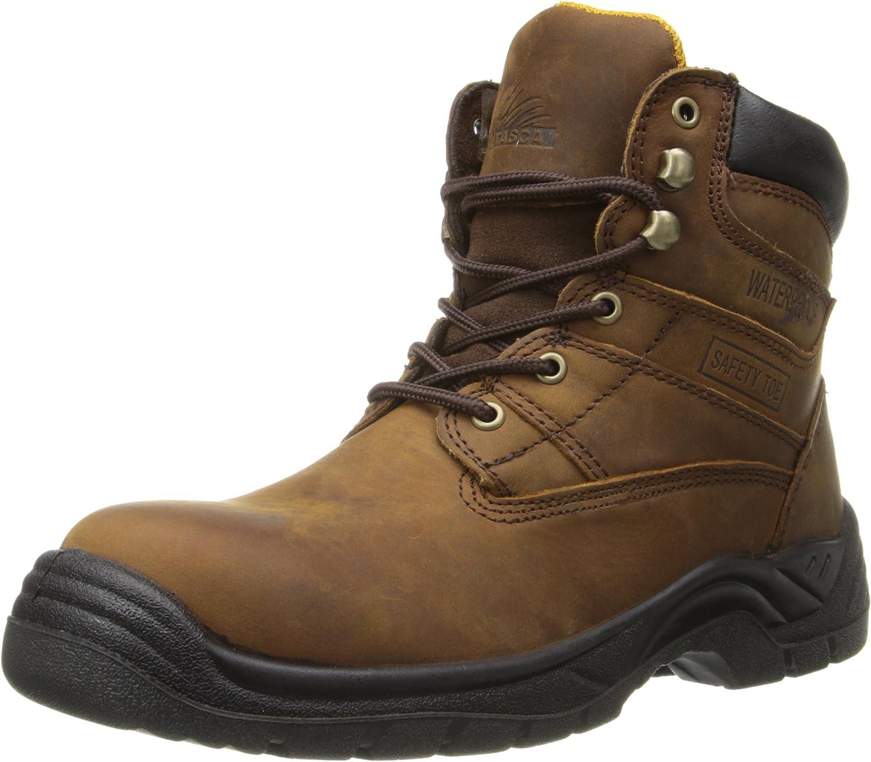 Itasca Men's Authority 6 Inch Wide Work Boot