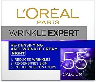L'Oréal Paris Wrinkle Expert Re-Densifying Anti-Wrinkle Cream 55+ Night 50ml