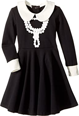 Rock Your Baby - Coco Waisted Dress (Toddler/Little Kids/Big Kids)