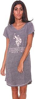 U.S. Polo Assn. Women's Short Sleeve Dorm Sleepshirt