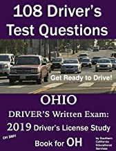 108 Driver's Test Questions for OHIO BMV Written Exam: Your 2019 OH Drivers Permit/License Study Book