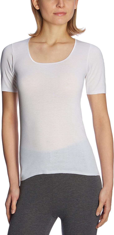 Schiesser Womens Luxury 1//2 Sleeve Underwear