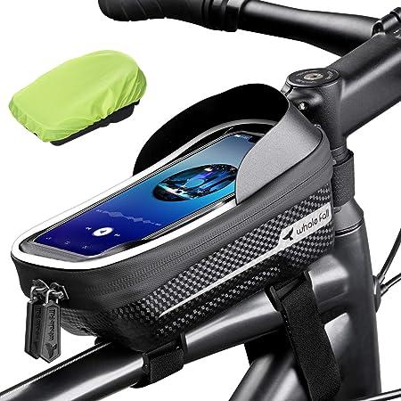 Bike Bag Luggage rackLuggage Bag bikeHandlebar bag waterproofPhotoMyVision