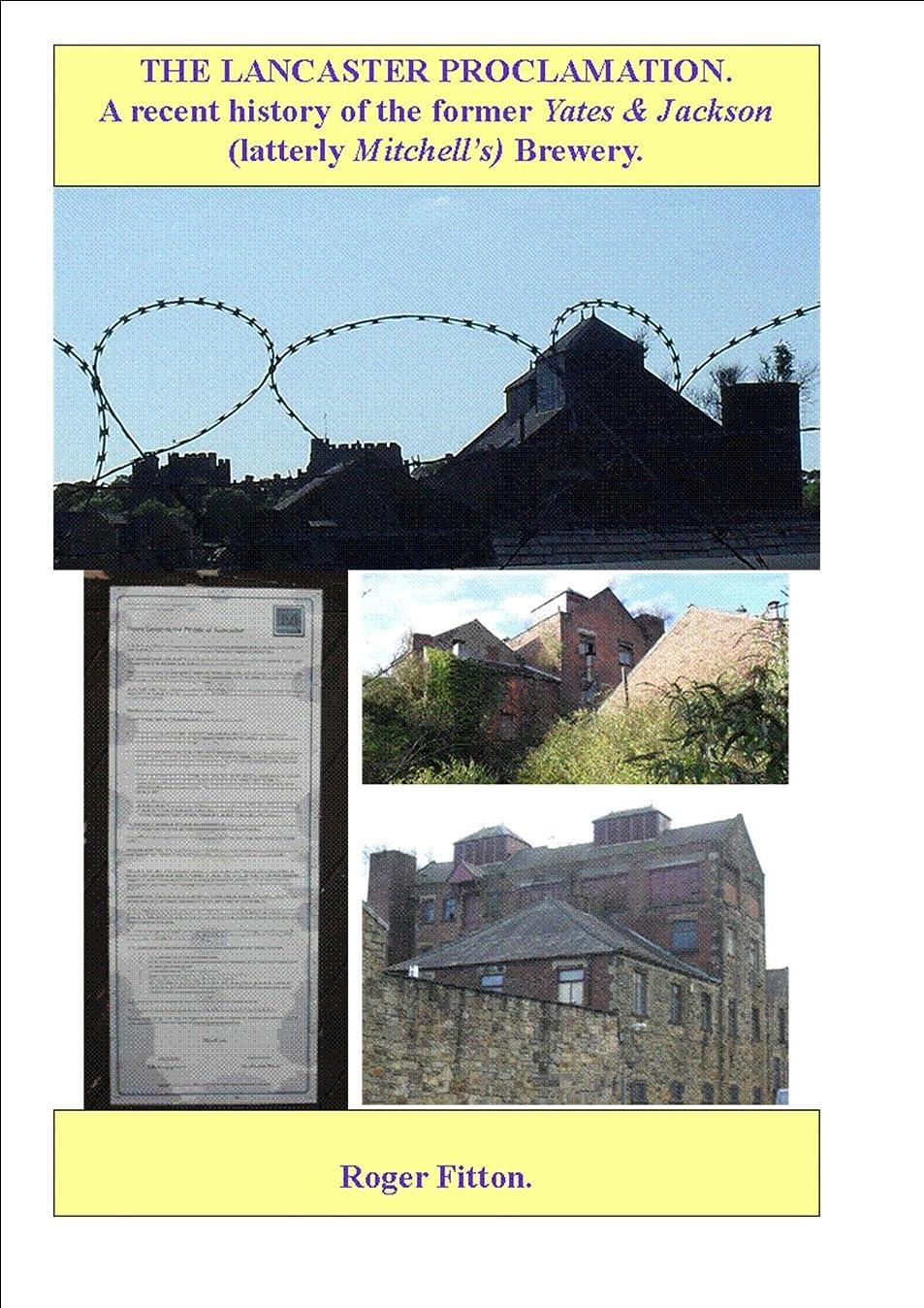 ペグモバイルレギュラーThe Lancaster Proclamation: Mitchell's Brewery Controversy. (English Edition)