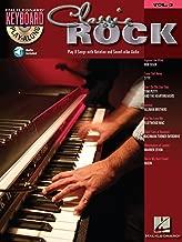 Classic Rock Songbook: Keyboard Play-Along Volume 3 (Hal Leonard Keyboard Play-Along)