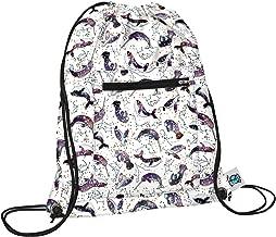 Planet Wise Drawstring Sports Bag