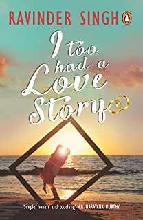 I Too Had A Love Story By Singh Ravinder - Paperback