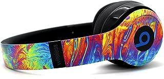 Beats by Dre Solo 3 Wireless - Custom Dr. Dre Headset - Design (Oil Splatter)