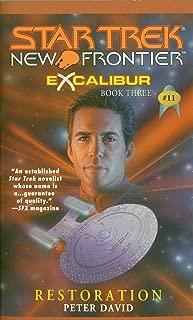 Star Trek: New Frontier: Excalibur #3: Restoration (Star Trek: The Next Generation Book 11)