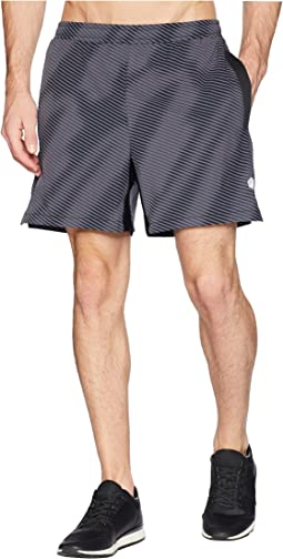 "Condition Graphic 6"" Shorts"