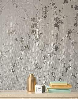 Theia Blossom Cream Wallpaper