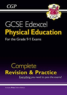 Grade 9-1 GCSE Physical Education Edexcel Complete Revision & Practice (with Online Edition)
