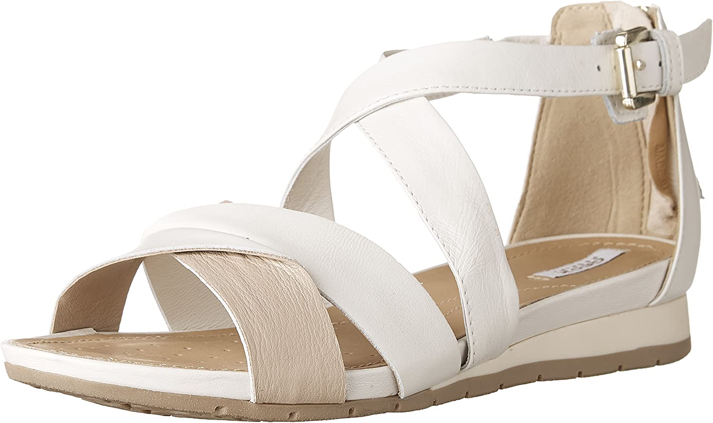 Geox Women's D Formosa A Flat Sandals